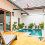 PLUNGE POOL VILLA'S (Sleep 2-4 persons)