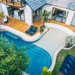 LAGOON POOL VILLA'S (Sleeps 10 persons)